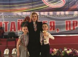 Шахтинцы стали призерами и финалистами Первенства ЮФО по спортивным танцам