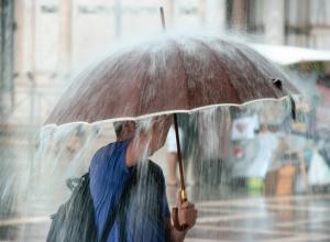 Грозы и шквалистое усиление  ветра ожидаются в Шахтах в ближайшие время