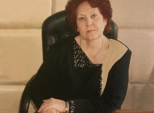 От продолжительной болезни скончалась директор «Шахтинского универмага» Валентина Щеглова