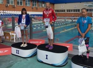 Шахтинка Софья Сокова установила новый рекорд на всероссийских соревнованиях по плаванию