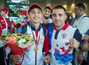 Чемпионом Европы по боксу стал Спартак Геворкян из Шахт