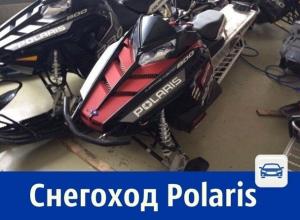 Продаётся снегоход Polaris