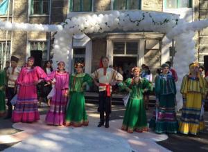 Хор шахтинских школьников успешно выступил на фестивале в «Артеке»