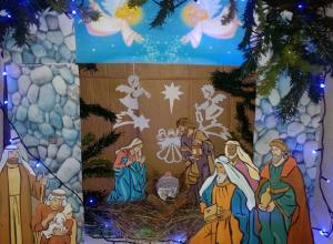 Рождественские представления прошли для особых детей в Шахтах