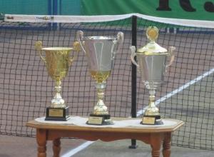 В теннисном турнире на кубок «Шахтер Дона-2017» в Шахтах участвуют 150 спортсменов