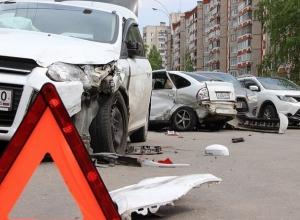 С начала года в Шахтах  в авариях ранено 26 человек и четверо погибли