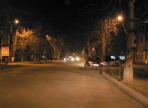 Более 3,4 млн рублей выделят в Шахтах на содержание сетей уличного освещения