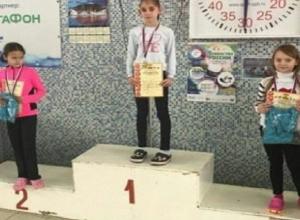 В Шахтах названы победители городского первенства по плаванию