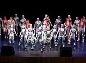 Шахтинские танцоры будут бороться за миллион рублей в Сочи