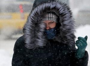 Снег, мороз и сильный ветер ждут Шахты в ближайшие дни