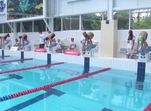 Призерами всероссийских соревнований стали юные пловцы из Шахт