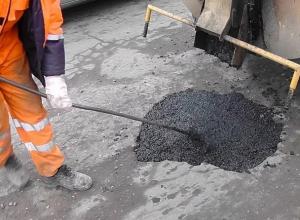 На ямочный ремонт в Шахтах выделят 15,6 млн рублей