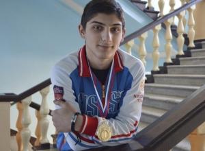 Шахтинец Давид Назарян завоевал «золото» на чемпионате России по тхэквондо