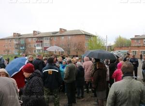 Стадион в поселке Машзавод в Шахтах оставят в покое