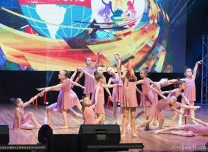 Шахтинская школа «Стиляги» прошла в финал отборочного тура культурной программы ЧМ 2018