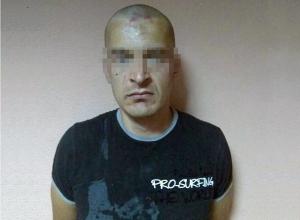 Подозреваемого в жестоком убийстве задержали сегодня в Шахтах