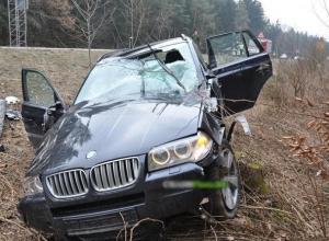 Четыре года грозит полицейскому, пьяным на BMW влетевшему в ВАЗ в Шахтах
