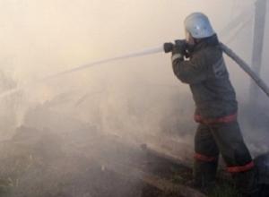 За день в Шахтах произошли два пожара – пострадал человек