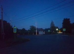 Без света и маршруток остается многотысячный Шахты после захода солнца