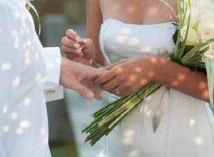 В Шахтах в брак вступают чаще, чем разводятся
