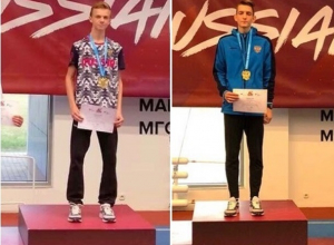 Дмитрий Шишко и Ярослав Петренко взяли «золото» в международном турнире по тхэквондо