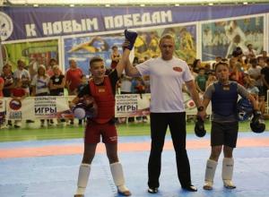 Шахтинцы завоевали шесть медалей на отборочном турнире на чемпионат мира по боевым единоборствам