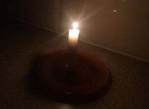 Под Новый год сотни шахтинцев остались без света