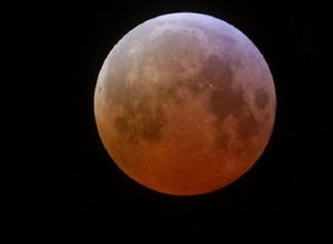 «Кровавая луна» взойдет над Шахтами сегодняшней ночью