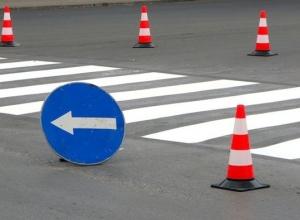 В Шахтах из-за ФСБ перекрыли центральную улицу