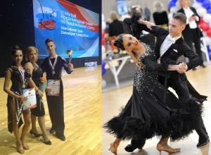 Олично выступили на международном конкурсе в Анапе танцоры из Шахт