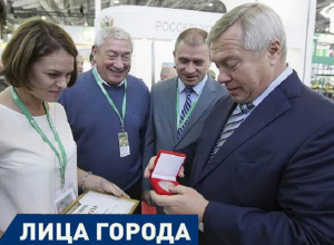 Золотую медаль получила на ВДНХ начинающий фермер из Шахт