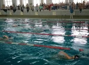 Шахтинка Мария Жаворонкова установила новый городской рекорд по плаванию