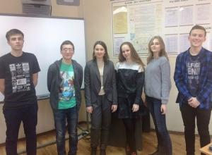 Ученики физико-математической школы в Шахтах стали победителями муниципального этапа всероссийской олимпиады школьников