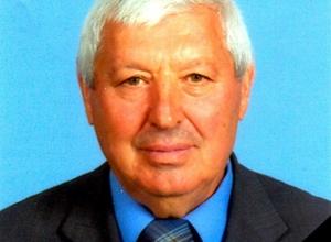 В Шахтах скончался Почетный гражданин города Георгий Шинкарь