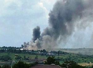 Установлена причина пожара на птицефабрике под Шахтами