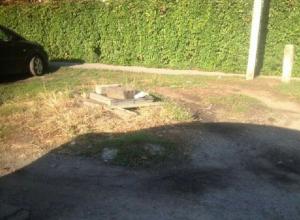 После публикации в «Блокноте Шахты» закрыли колодец около детского сада №21