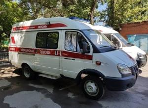 Два новых автомобиля скорой помощи появились в Шахтах