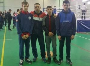 Бронзовыми призерами стали шахтинские боксеры на первенстве ЮФО
