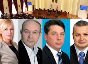 Один «против» и три «за» -  шахтинские депутаты в Заксобрании проголосовали за пенсионную реформу