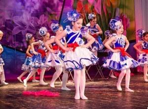 Детский коллектив из Шахт получил высшую награду в первом региональном конкурсе хореографического искусства