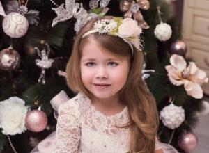 Самой красивой девочкой Дона стала трёхлетняя шахтинка Маша Приходько