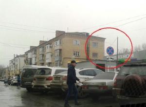 Шахтинцы возмущены хаотичной парковкой на улице Шевченко и выборочной эвакуацией нарушителей