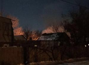 В Шахтах заживо сгорел 62-летний мужчина