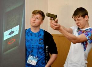 Первое место заняла школа №21 в квест-игре «Курская битва» в Шахтах