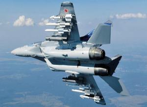 Военные истребители пролетели в небе над Шахтами