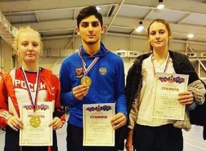 Пять шахтинских тхэквондистов стали победителями и призерами открытого «Первенства Кубани»