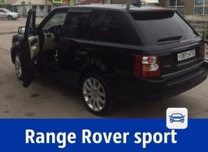 В Шахтах продаётся мощный Range Rover sport