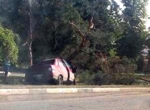 В Каменоломнях под Шахтами ночью в ДТП погиб 20-летний водитель ВАЗа