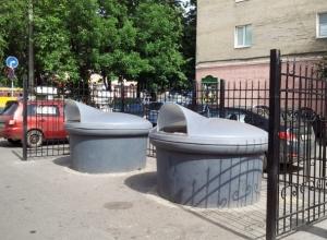 Аккуратные площадки или вонючие кучи: какими могли бы быть мусорники в Шахтах