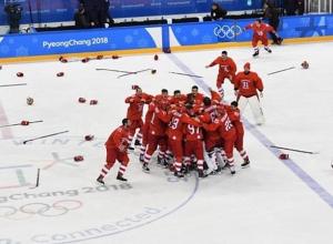 «Наши молодцы и комментарии здесь излишни», - шахтинский спортсмен о победе российских хоккеистов